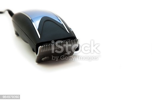 istock hand-held hair clipper 954979260