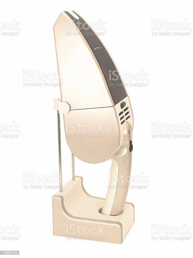 Handheld Vacuum Cleaner stock photo