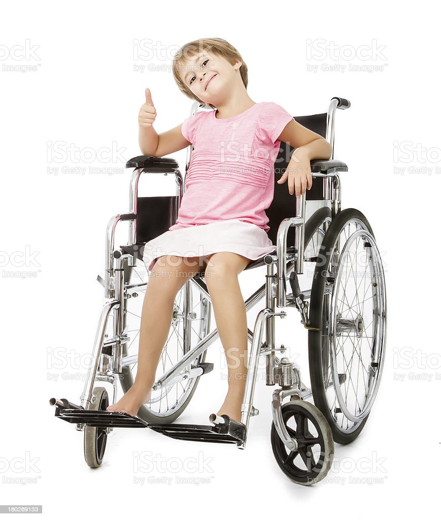 handicap positive image stock photo