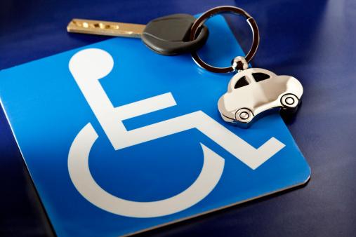 Guida Per Disabili - Fotografie stock e altre immagini di Accesso per disabili