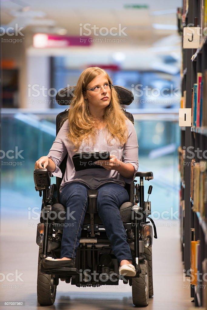 Dating sim girl in wheelchair