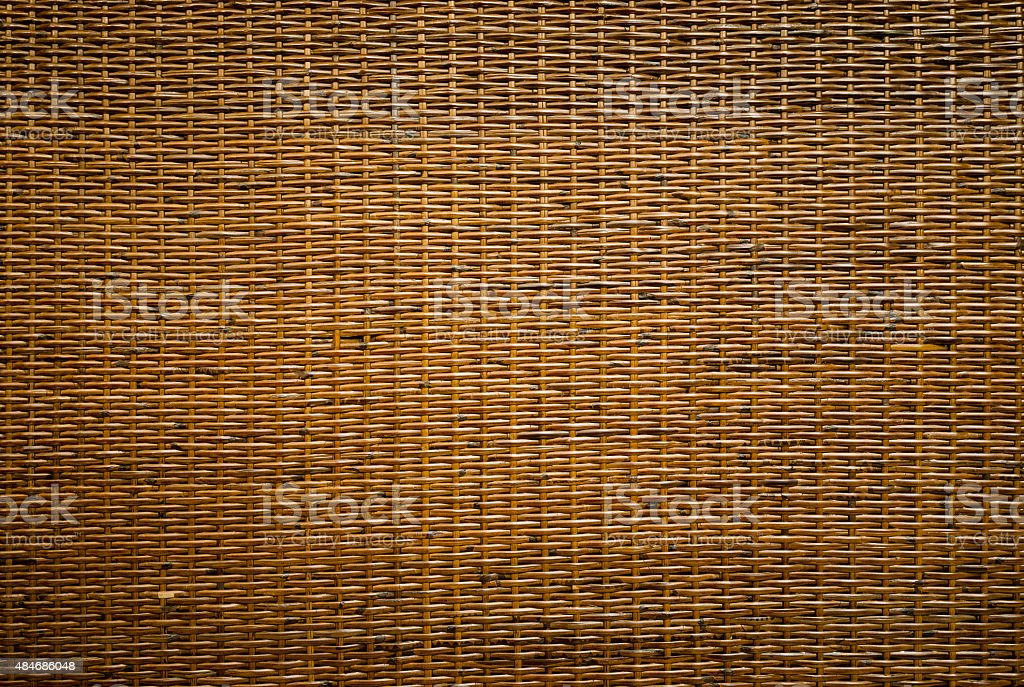 handicraft weave texture wicker surface stock photo