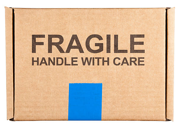 handle with care - fragile stock photos and pictures