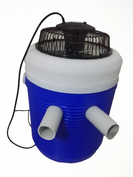 handgemachte klimaanlage - hausgemachte klimaanlage stock-fotos und bilder