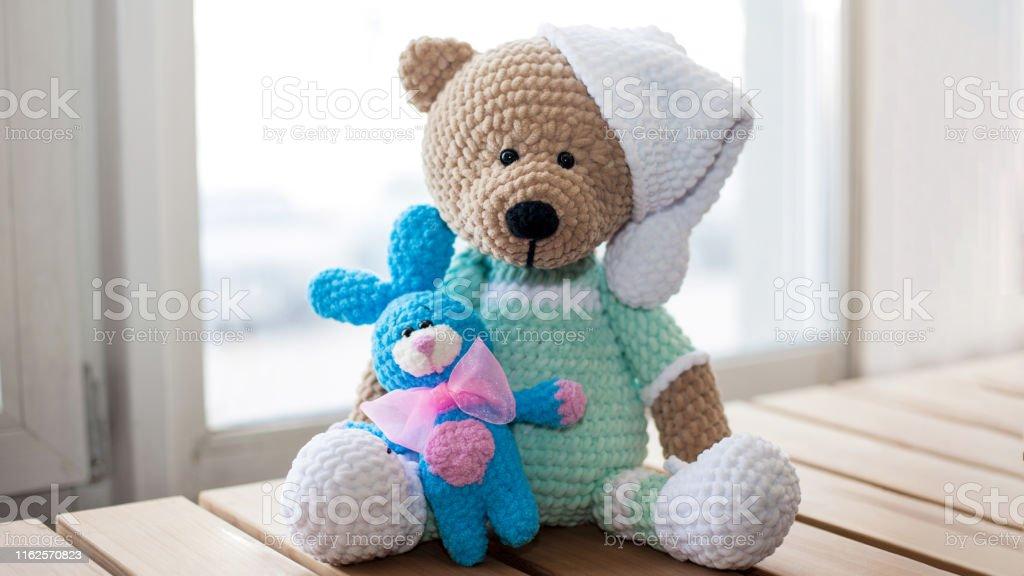 Ursinho Urso Amigurumi Crochet Menino Decoração Quarto Bebê - Potinho de  mel - No Magalu - Magazine Luiza | 576x1024