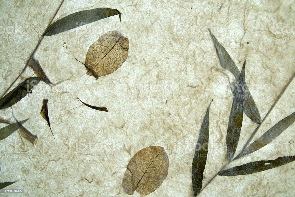 Handmade Art Paper royalty-free stock photo