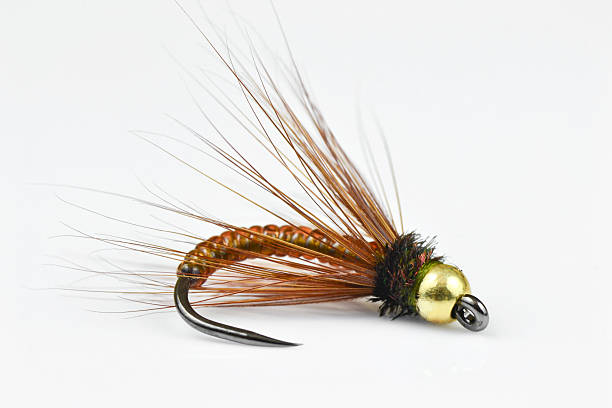 Handmade bait Handmade fishing bait fishing bait stock pictures, royalty-free photos & images