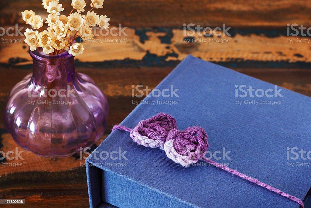 Heart Jar Cozy Free Crochet Pattern - Hooked On Patterns | 683x1024