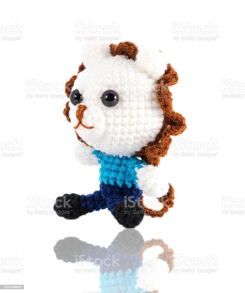Famoso Los Patrones De Crochet Libre De León Cresta - Patrón de ...
