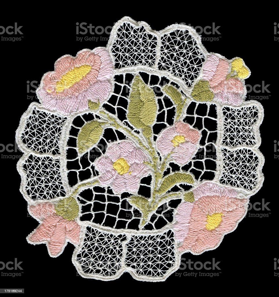 Handmade Floral Design royalty-free stock photo