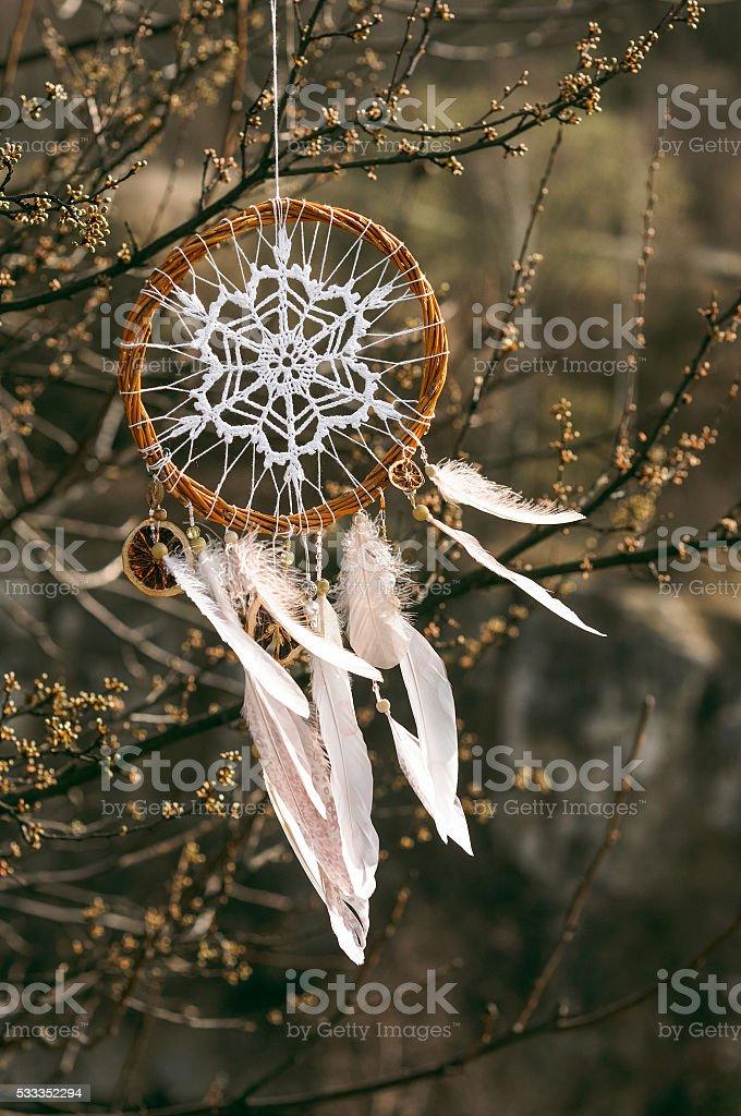 Porte-bonheur indien amérindien main - Photo
