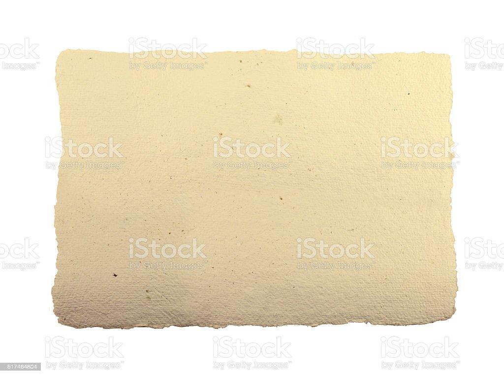 handmade paper, artistic texture, detail stock photo