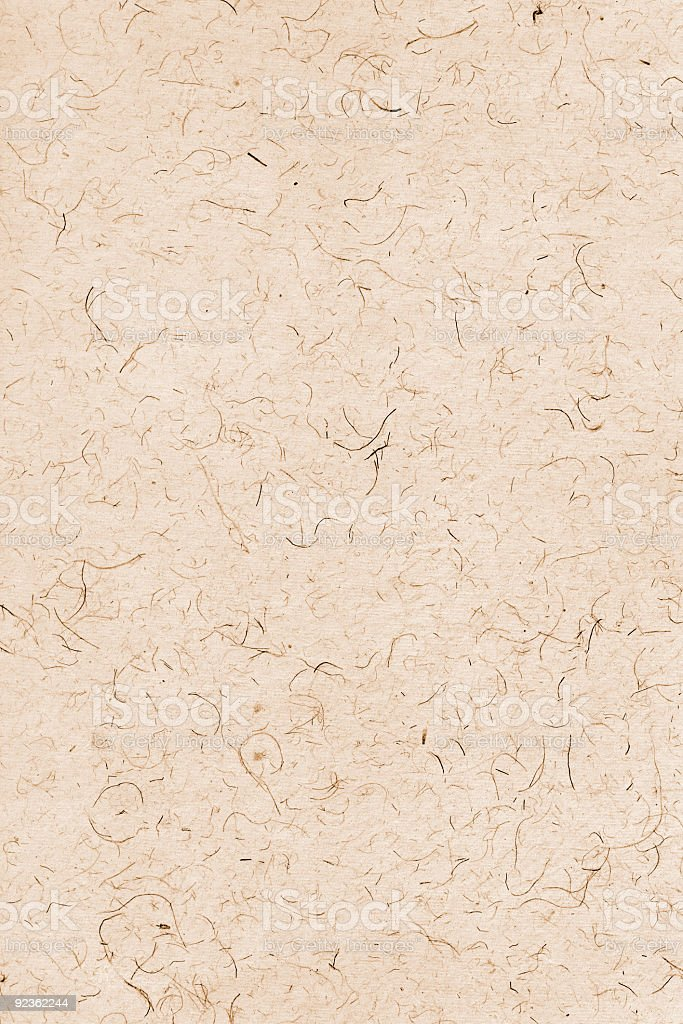 Handmade Paper Background royalty-free stock photo