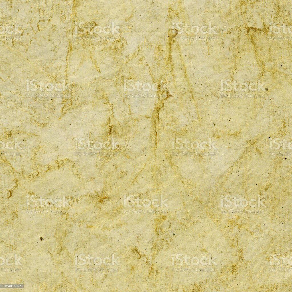 Handmade paper royalty-free stock photo