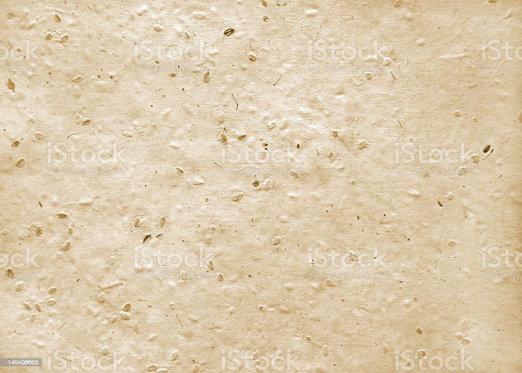 Handmade Paper stock photo