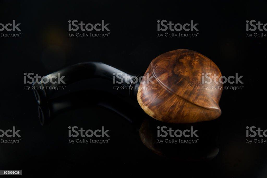 Handmade pipe zbiór zdjęć royalty-free