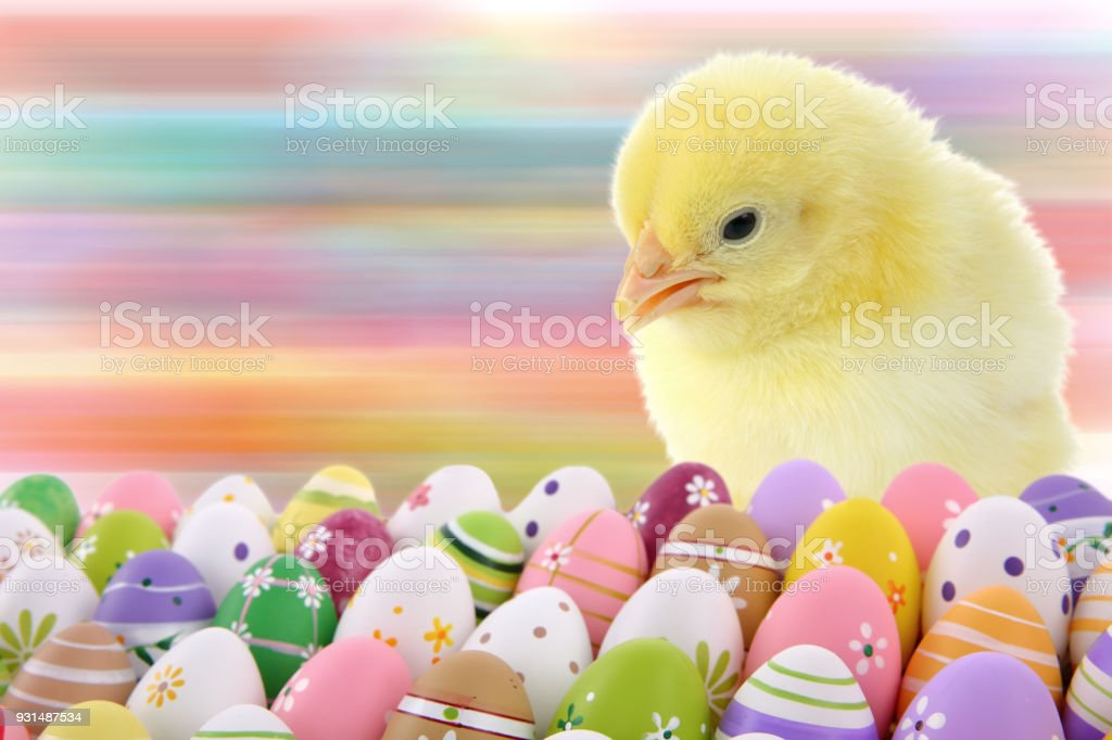 Handpainted Easter Eggs And Chicken Are Some Of The More Wellknown