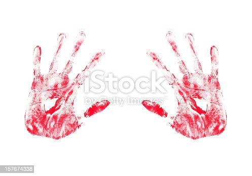 istock Handprints 157674338