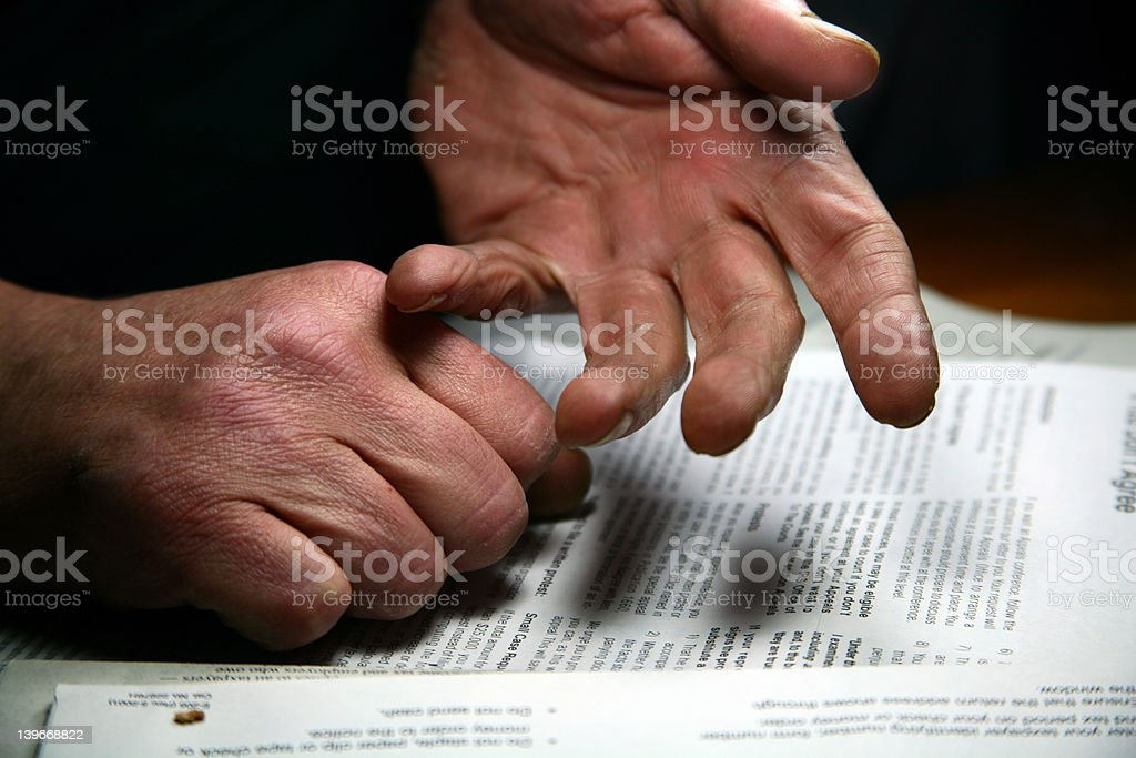 Hands 3 royalty-free stock photo