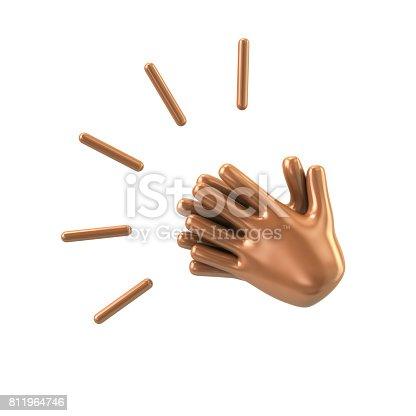 istock Hands applause 811964746