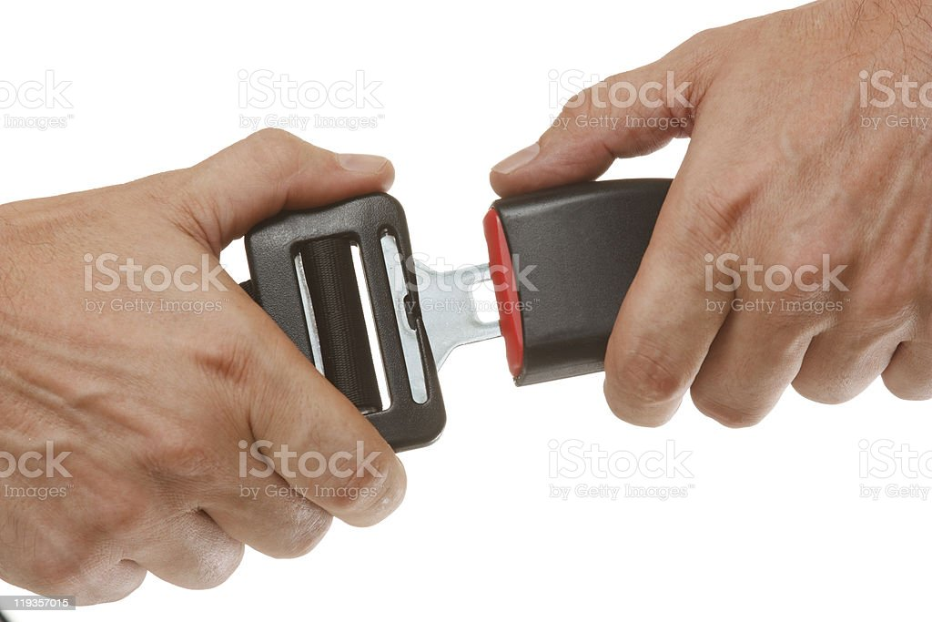 hands button stock photo