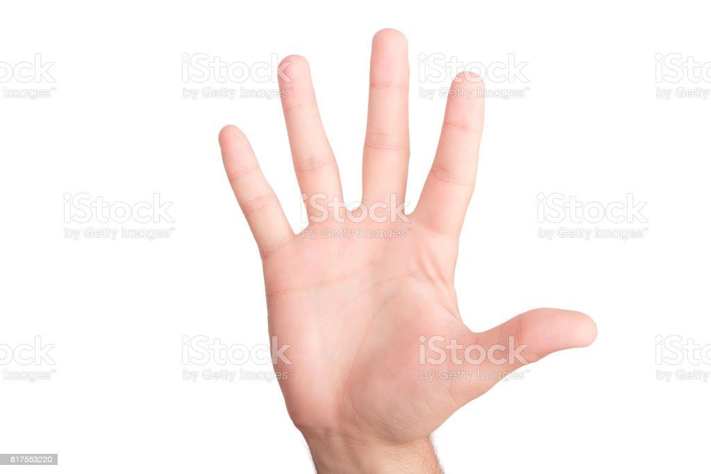 Hands concept. Gesturing stock photo