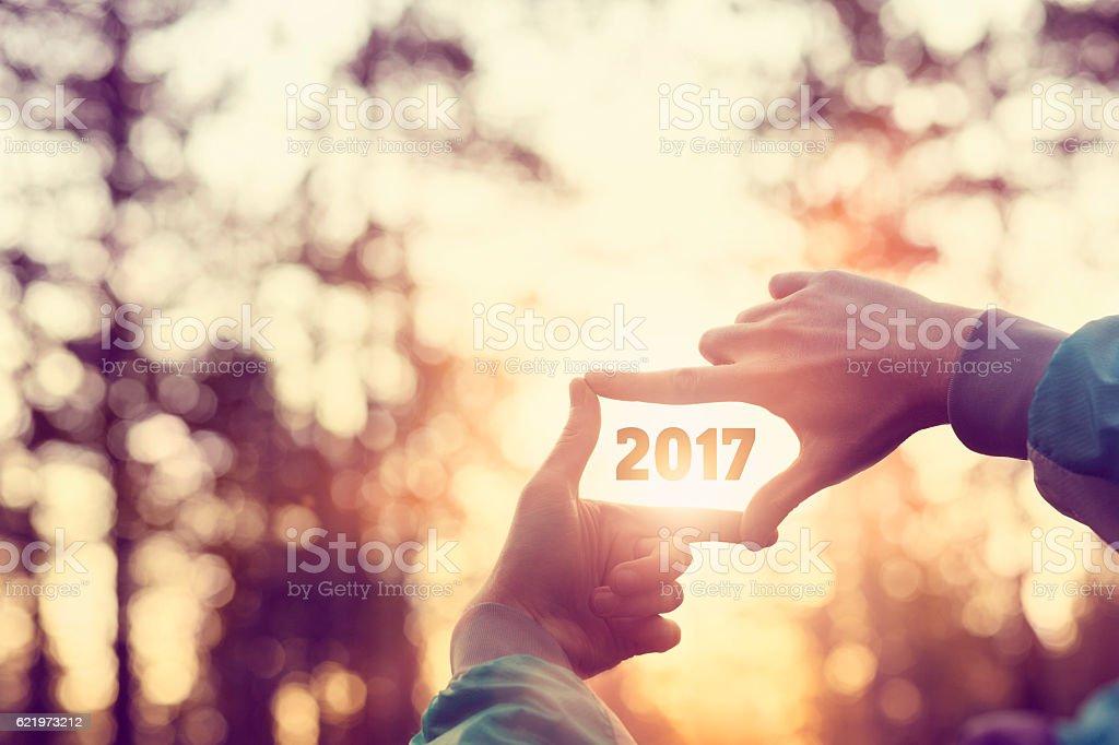 Hands framing 2017 – zdjęcie