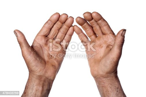 istock Hands of agricultural worker 478403259