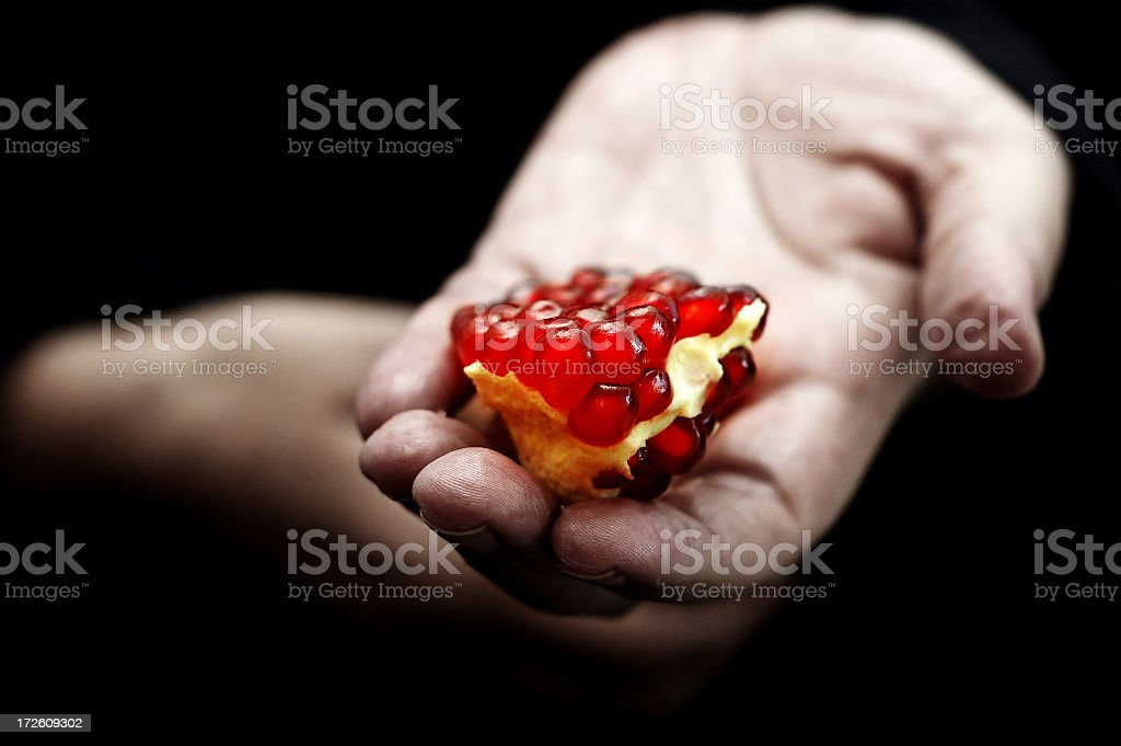 hands of life stock photo