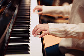 Button, Classical Concert, Human Hand, Musical Instrument, Piano