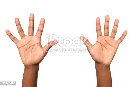 istock hands open 95240665