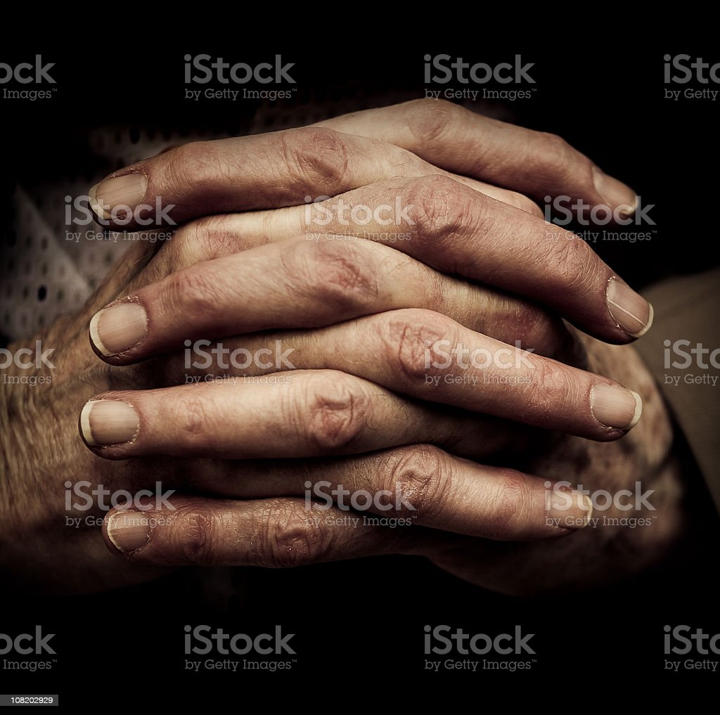 hands royalty-free stock photo