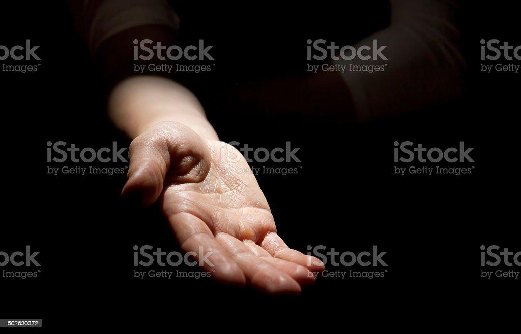 Hände – Foto