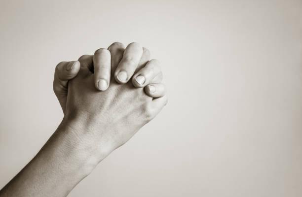 祈禱的手 - prayer 個照片及圖片檔