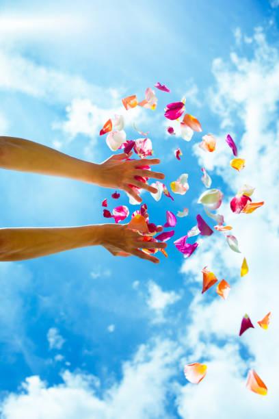 Hands throwing rose petals picture id952953270?b=1&k=6&m=952953270&s=612x612&w=0&h=ch2udtdtxra8bm8917t22exreh dhrz107ohmdnmoci=