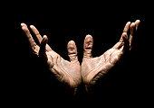 istock Hands to Heaven 157444016