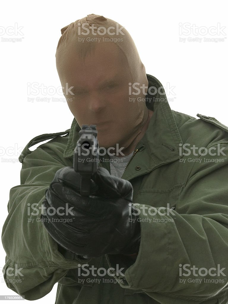 Hands Up. stock photo