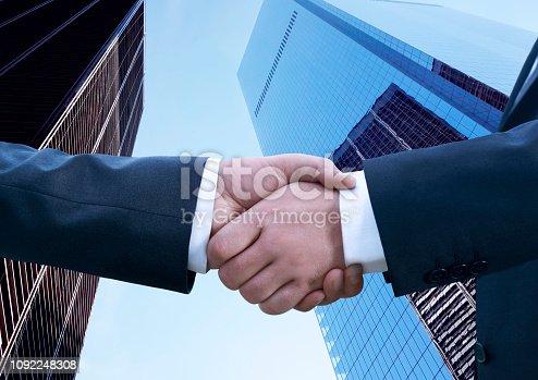 684793898 istock photo handshake 1092248308
