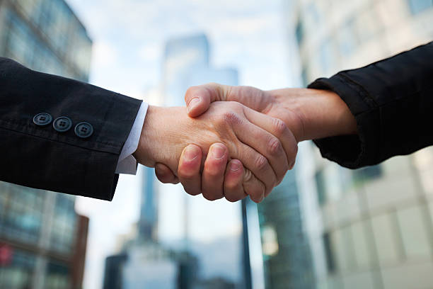 handshake - gripping stock photos and pictures