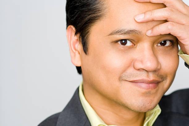 Ethnic Pacific Islander Ethnicity Male Gay Man Stock
