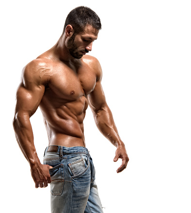 Athletic body man | Handsome Hot Man With Athletic Body