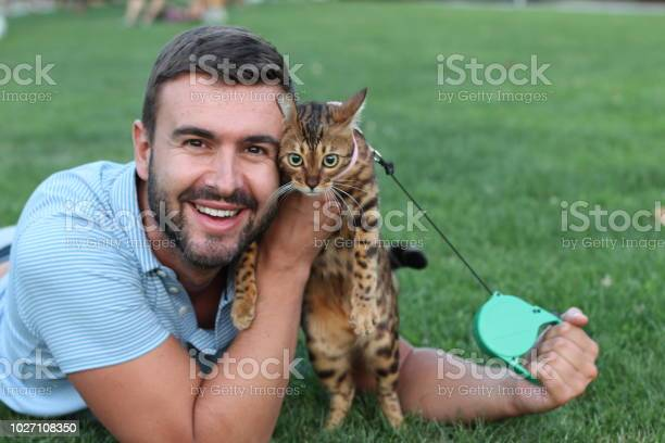 Handsome bachelor with his pet outdoors picture id1027108350?b=1&k=6&m=1027108350&s=612x612&h=r4xz8vfpwxa1bzhcabg1dyu1bdy 26qajxqqhfrfgqa=