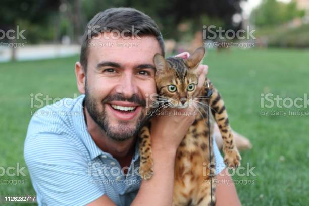 Handsome bachelor with his pet outdoors picture id1126232717?b=1&k=6&m=1126232717&s=612x612&h=s4oua8td2ojj9forybtyckayfu9veqt7x 9iv1dhkfq=