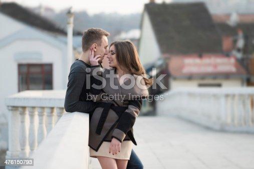 510491454istockphoto Handsome couple posing 476150793