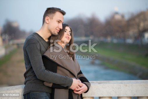 510491454istockphoto Handsome couple posing 476150803