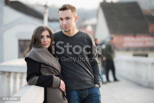 510491454istockphoto Handsome couple posing 476150821