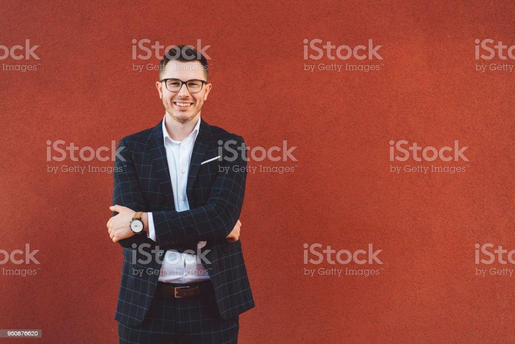 Schöner Unternehmer – Foto