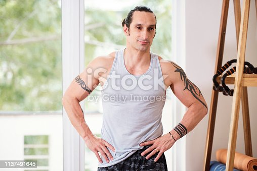 istock Handsome for man 1137491645