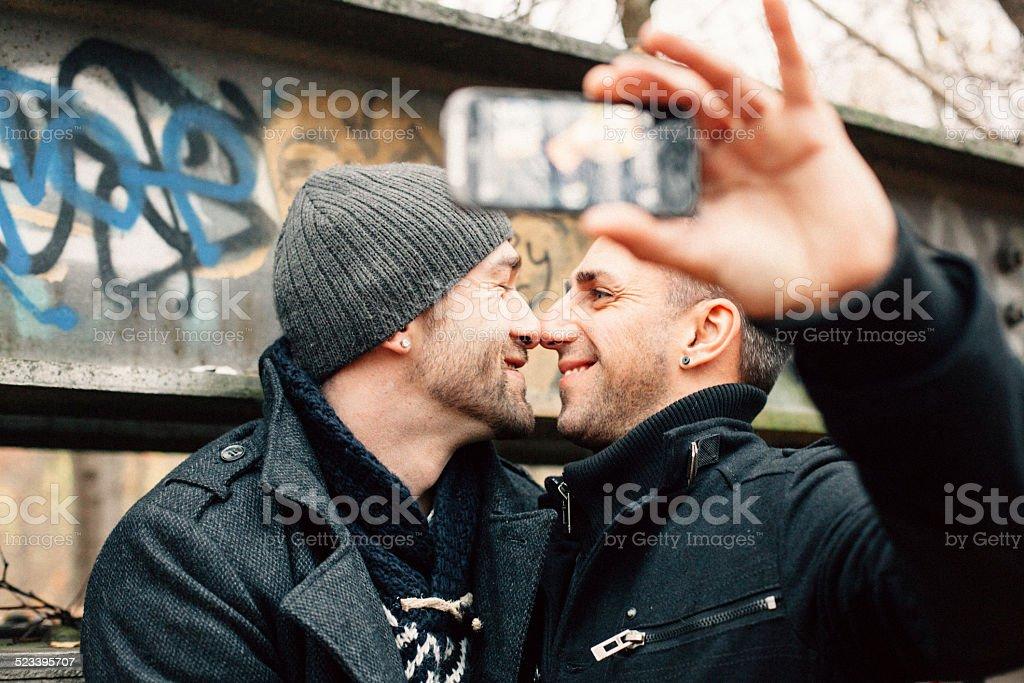 Гомосексуальные образы в голове