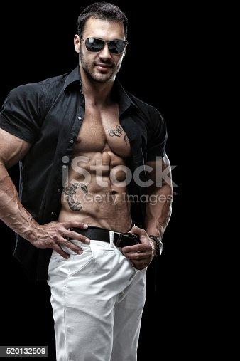 514857923istockphoto Handsome guy 520132509